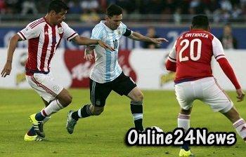 аргентина парагвай
