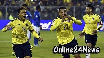 бразилия колумбия