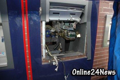 В Новосибирске взорвали три банкомата