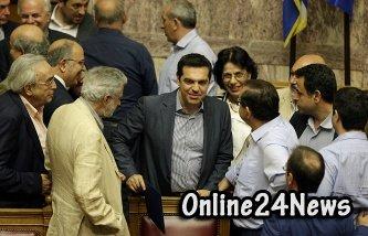 Новое правительство Греции приняло присягу в присутствии главы государства