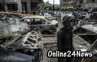Власти Египта ввели комендантский час на Синайском полуострове