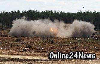 потерпел крушение вертолет Ми-28Н авиагруппы