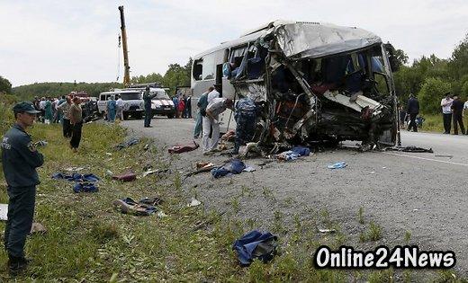 Страшная авария на трассе «Хабаровск – Комсомольск-на-Амуре»