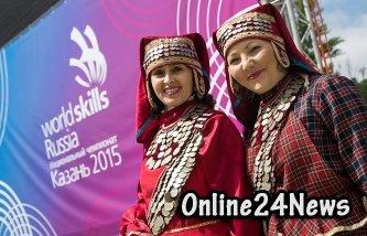 чемпионат WorldSkills в Казани