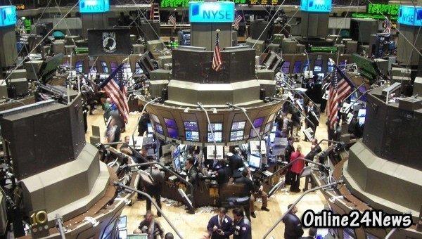 обрушение фондовых рынков