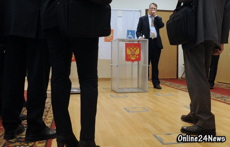 наблюдатели на выборах
