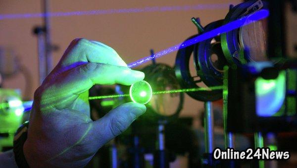 лазер для судов