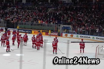 хоккей сборная России