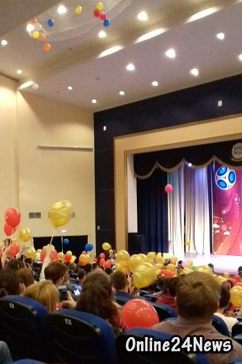 волонтеры Ростов