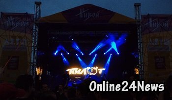 рок фестиваль Живой