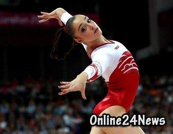 олимпиада 2016 Мустафина