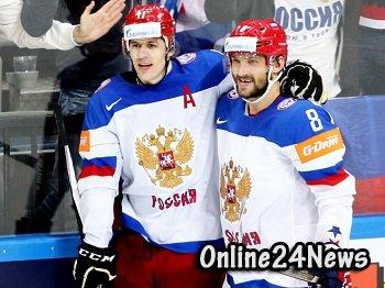 сборная России хоккей