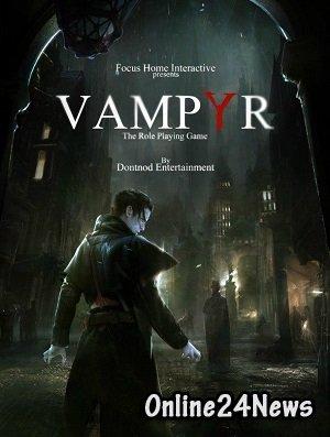 игра Вампир 2017