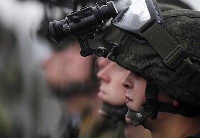 Под Брестом начались общие учения десантников РФ и Беларуссии