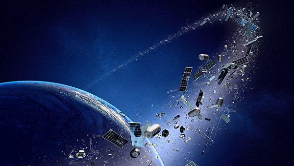 Роскосмос поведал олазерной пушке для уничтожения космического мусора