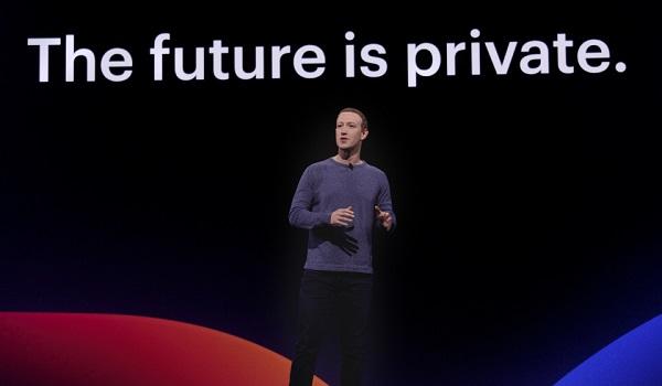дизайн фейсбука