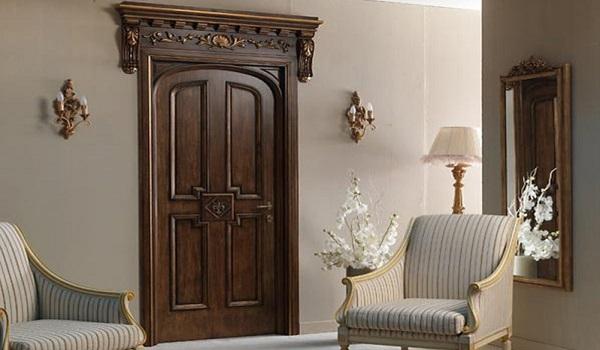 Межкомнатные деревянные двери на заказ