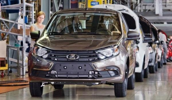 Россияне увидят новых 17 моделей от «АвтоВаза» за 5 лет