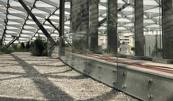 Утепление здания с помощью навесного вентилируемого фасада