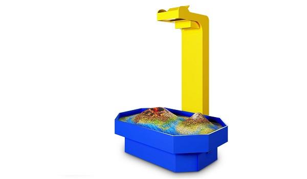Что такое детская интерактивная песочница?