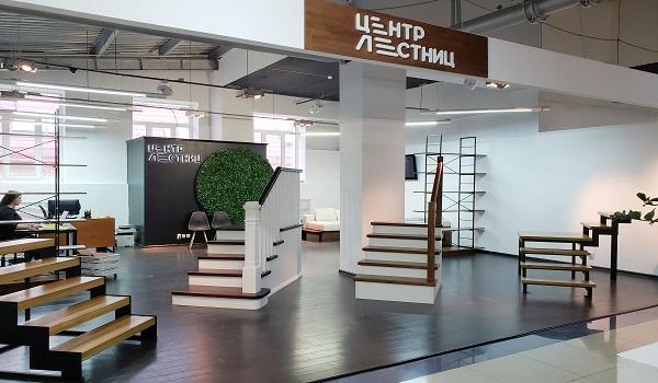 В Тюмени открылся «Центр лестниц»