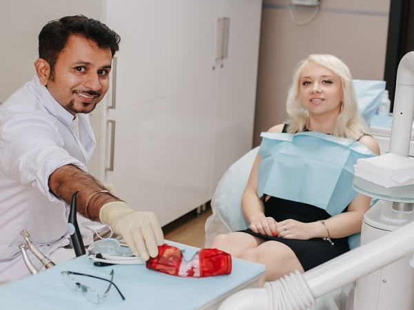 Стоматолог Капил Кхурана: здоровье зубов во многом зависит от качества воды