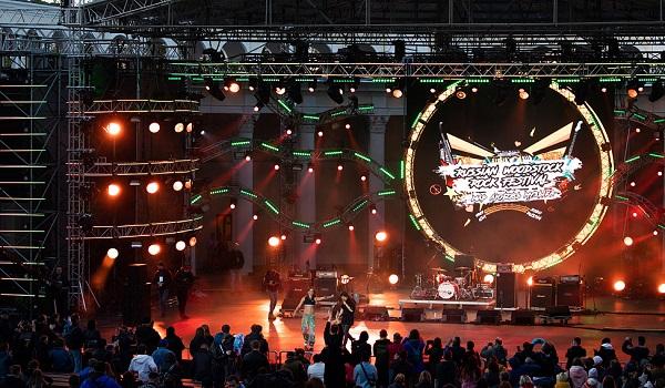 Рок фестиваль Russian Woodstock пройдет в Москве